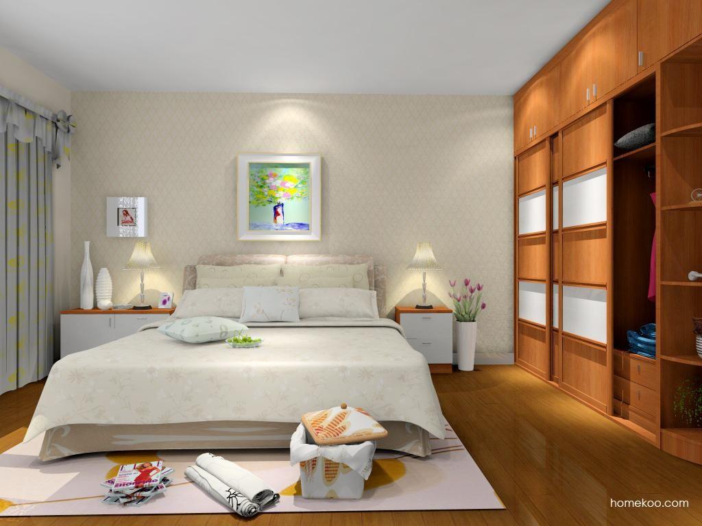 新实用主义卧房家具A12205