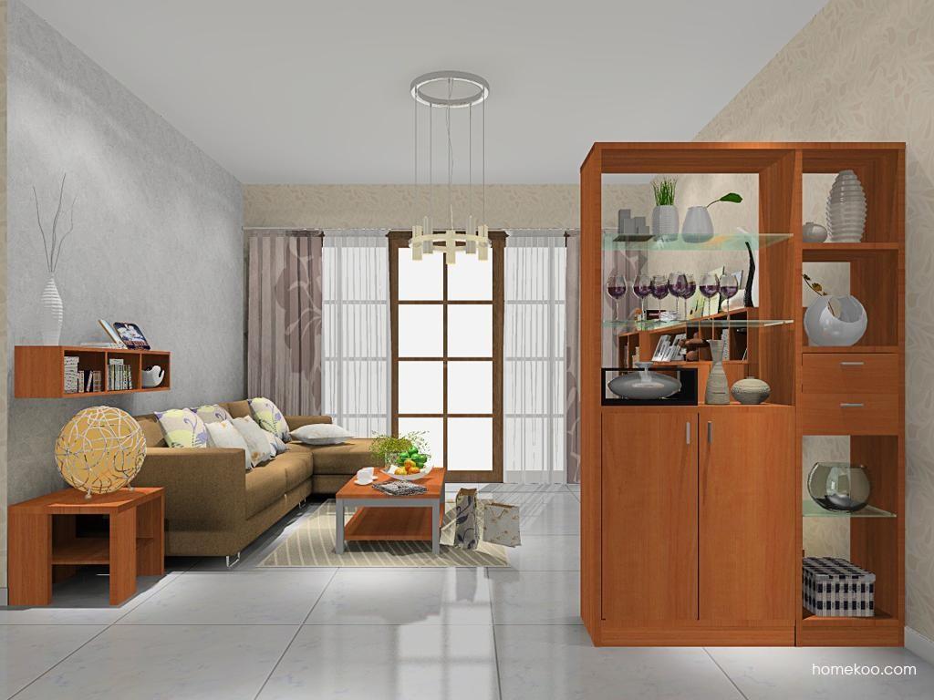 新实用主义客厅家具D9217