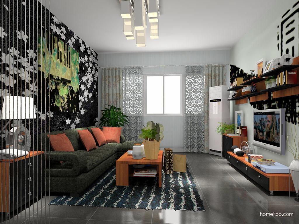 德国森林客厅家具D9221