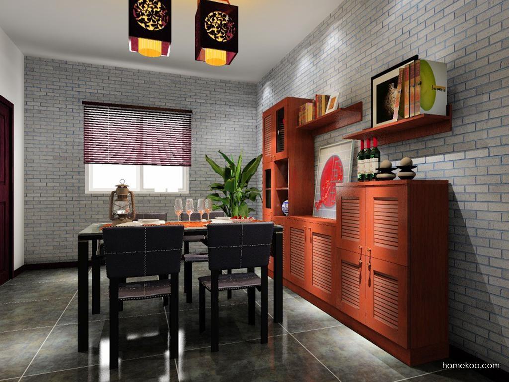 新中式主义家具E9216