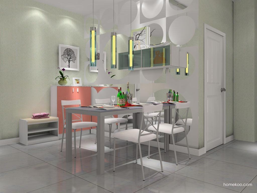 浪漫主义餐厅家具E9217