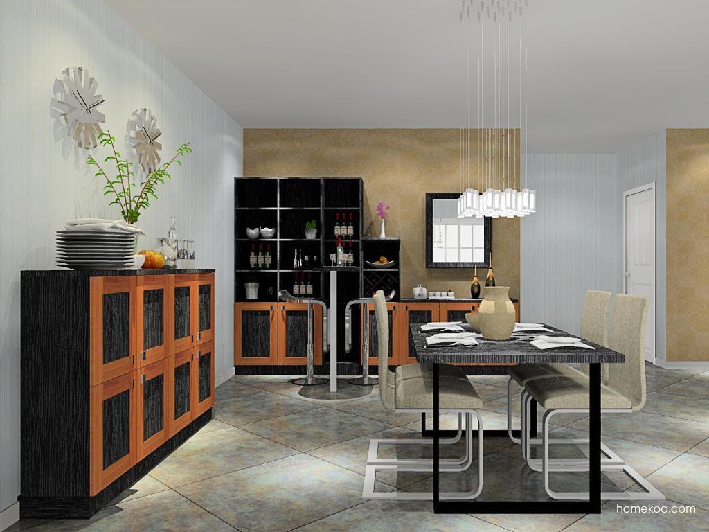 德国森林餐厅家具E9229