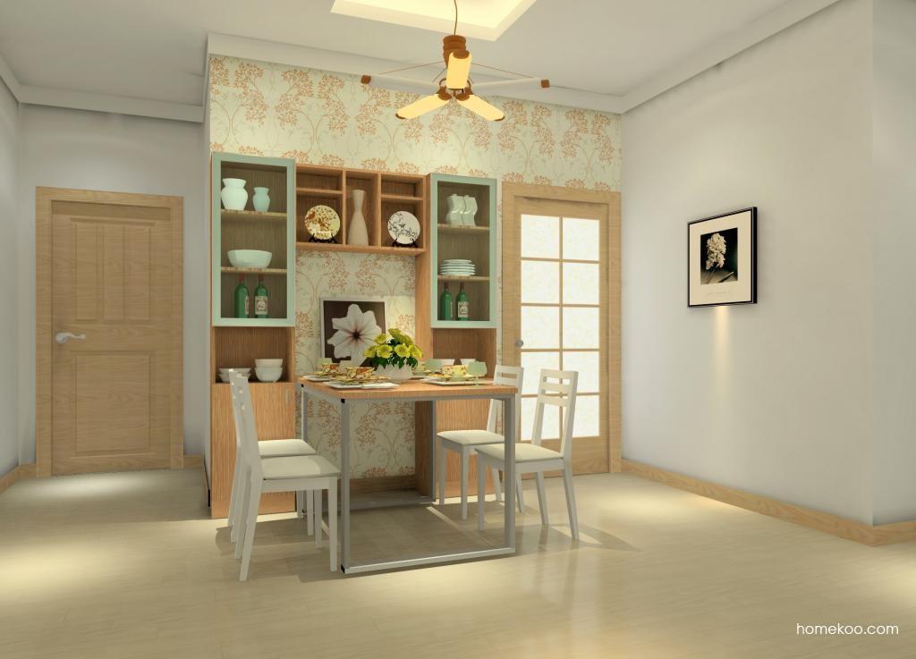 餐厅家具E0312