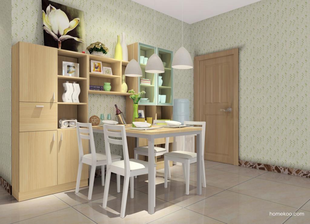 餐厅家具E0334