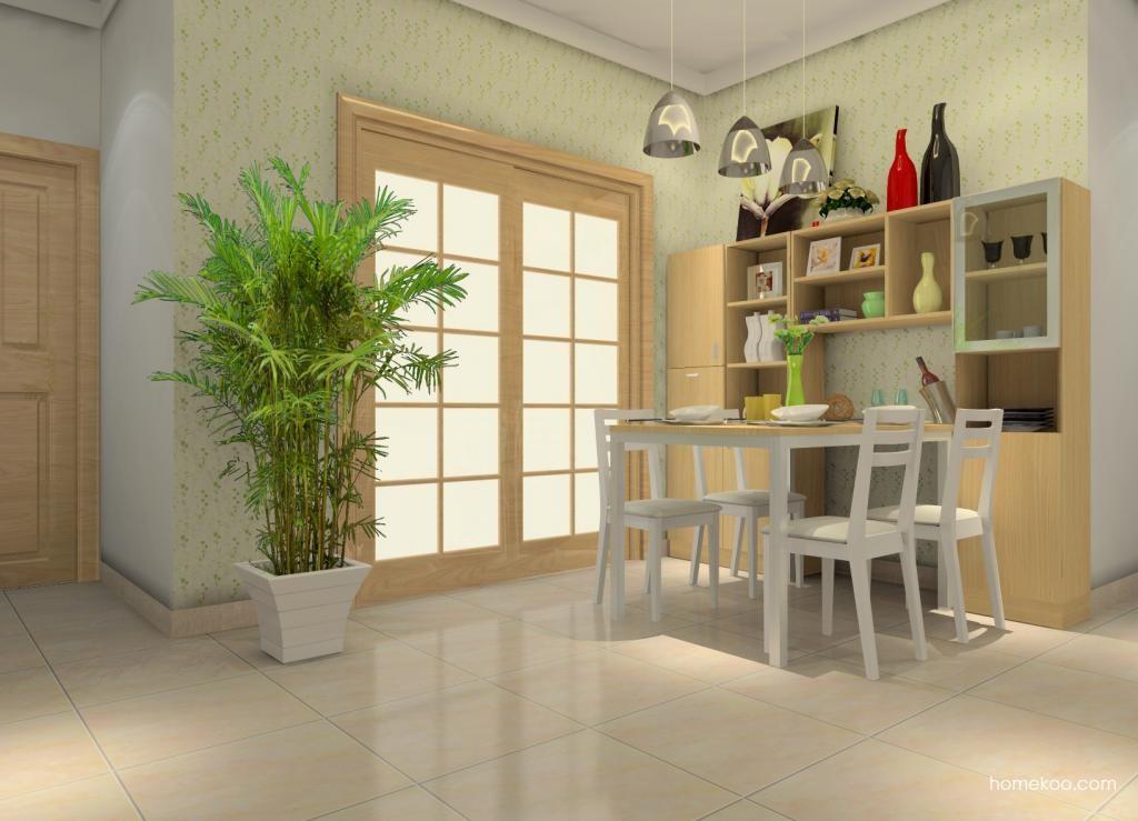 餐厅家具E0345