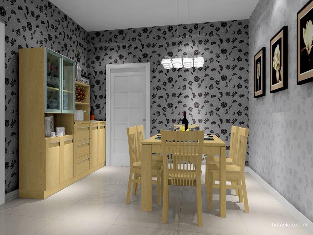 丹麦本色家具E9256