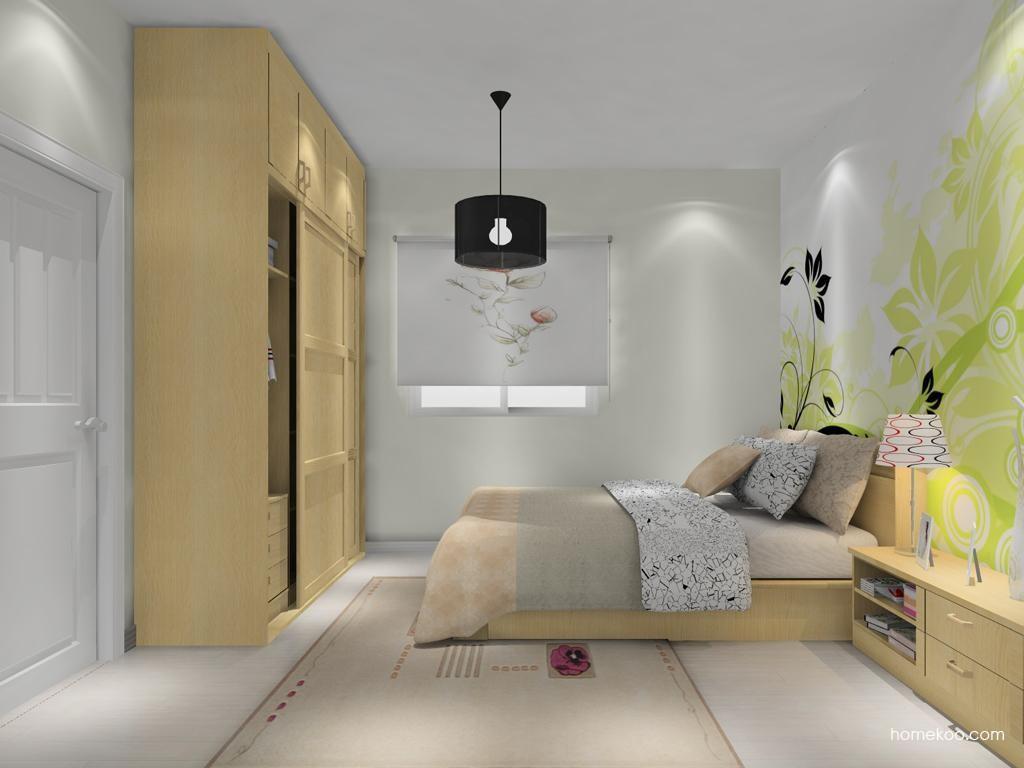 丹麦本色卧房家具A12310