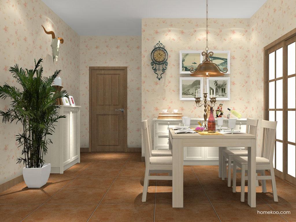英伦印象餐厅家具E9260