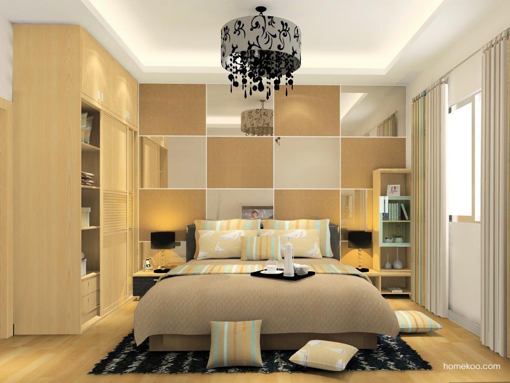 新实用主义卧房家具A12311