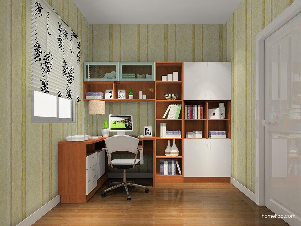 新实用主义书房家具C10705