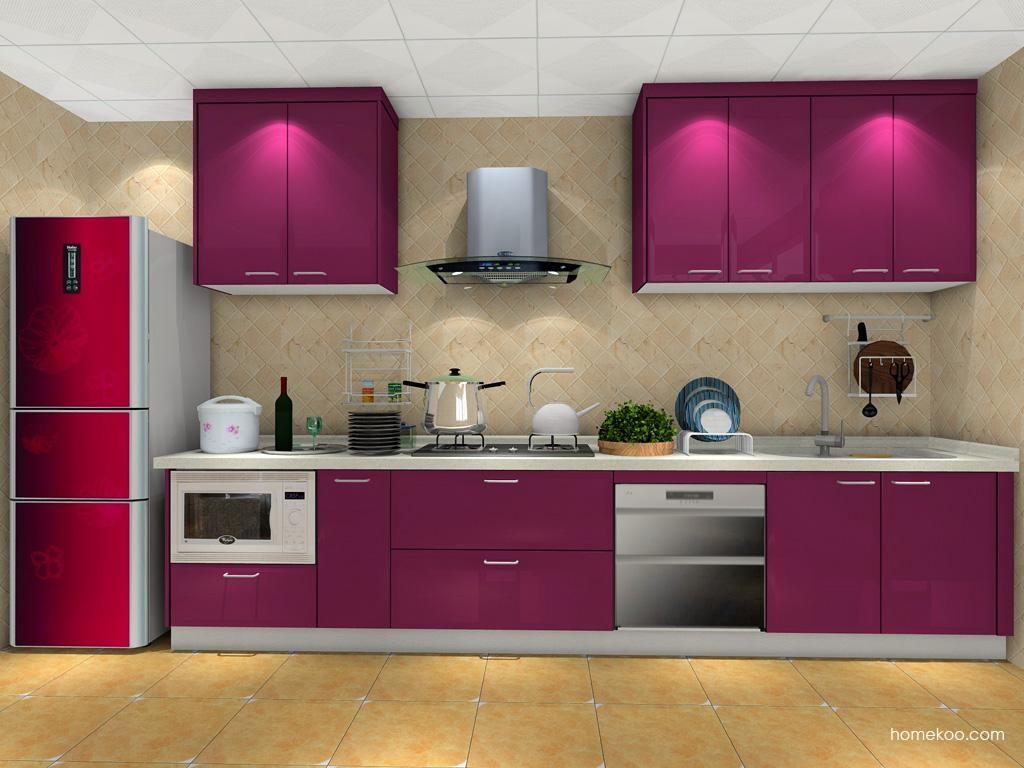 紫晶魅影橱柜F11837