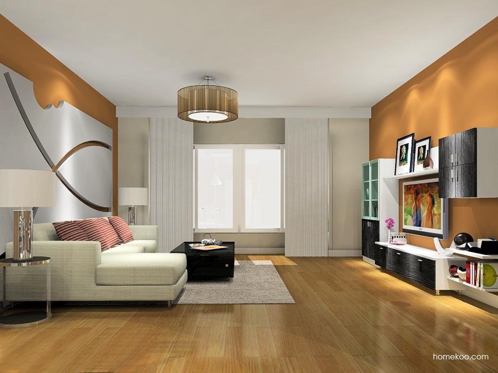 简约主义客厅家具D9330
