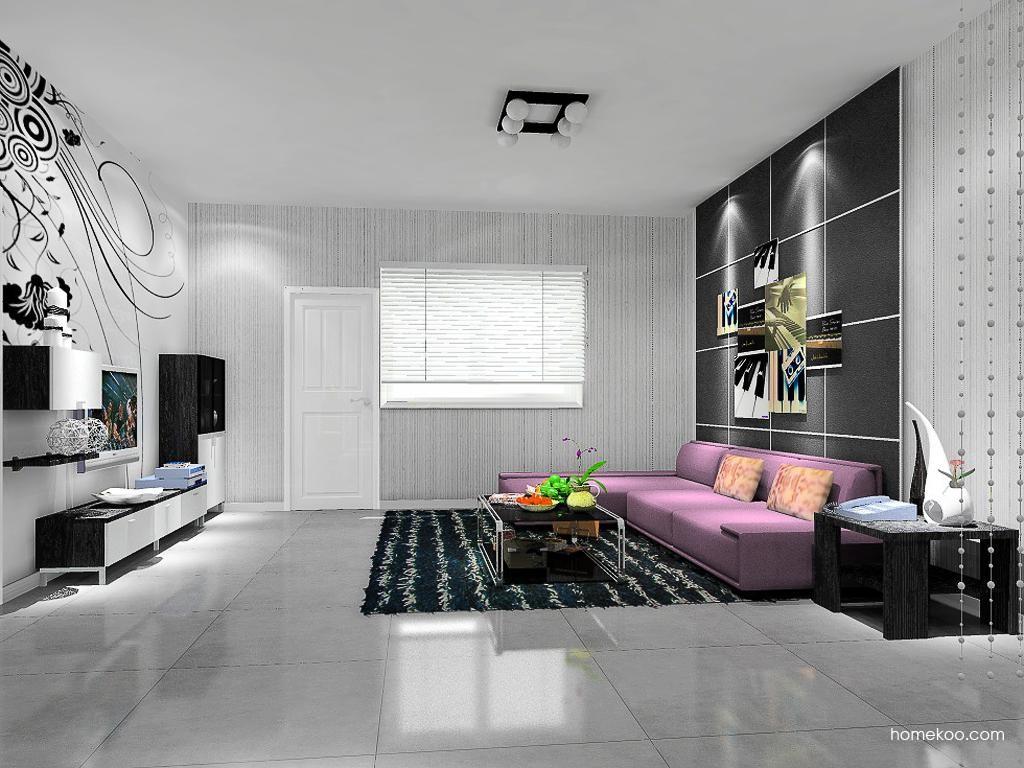 简约主义客厅家具D9345