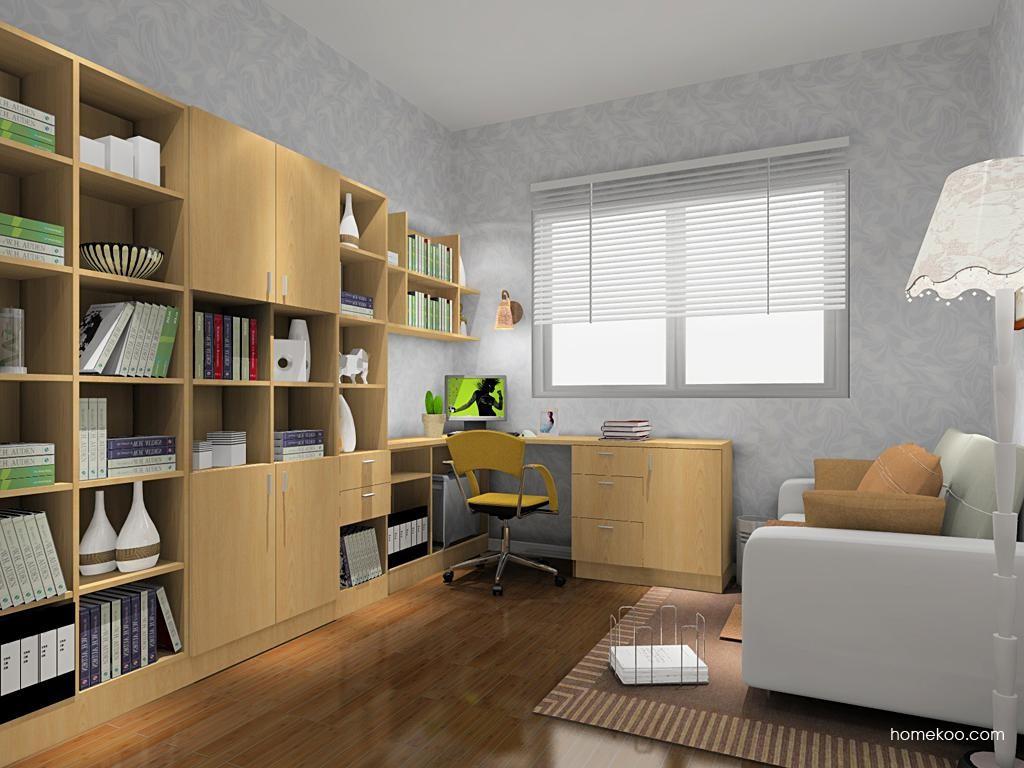 新实用主义书房家具C10746