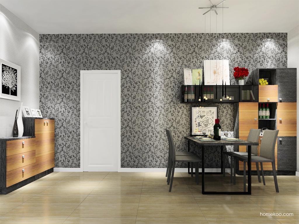 德国森林餐厅家具E9351
