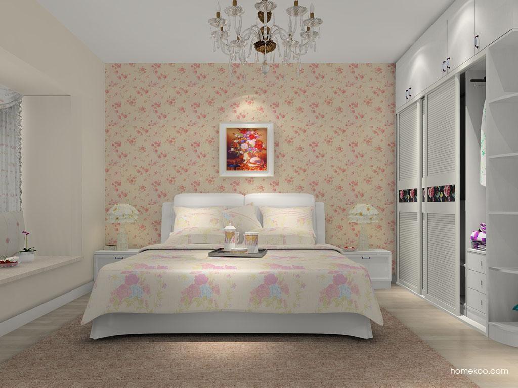 韩式田园卧房家具A12533