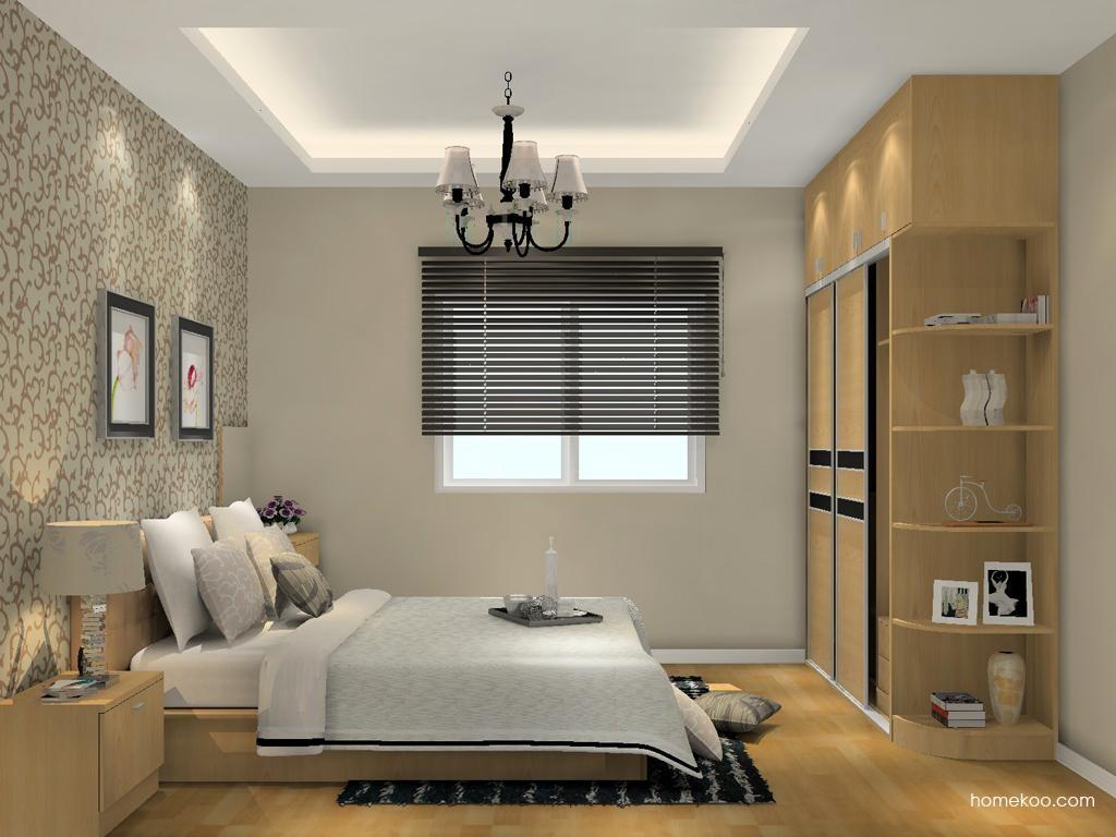 新实用主义卧房家具A12572
