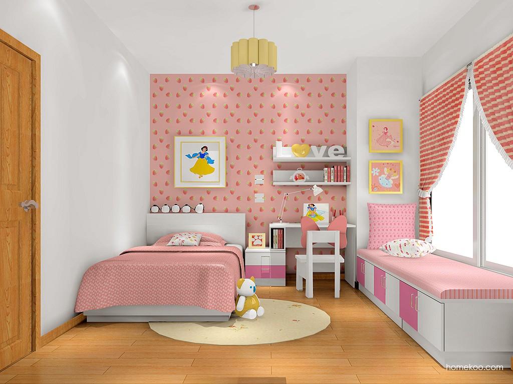 女孩的梦青少年房B11352