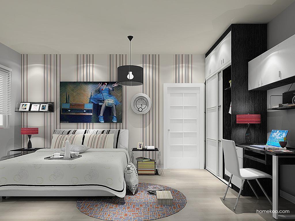 简约主义卧房家具A12580