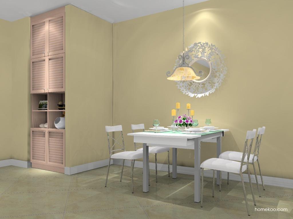 北欧阳光餐厅家具E9393