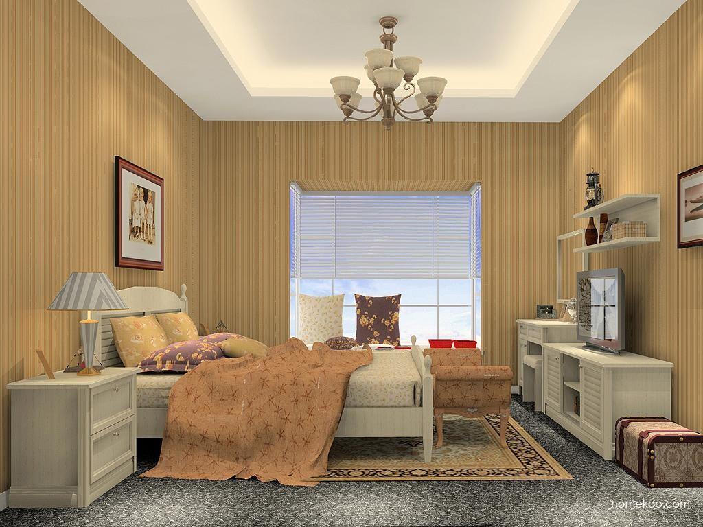 英伦印象卧房家具A12600