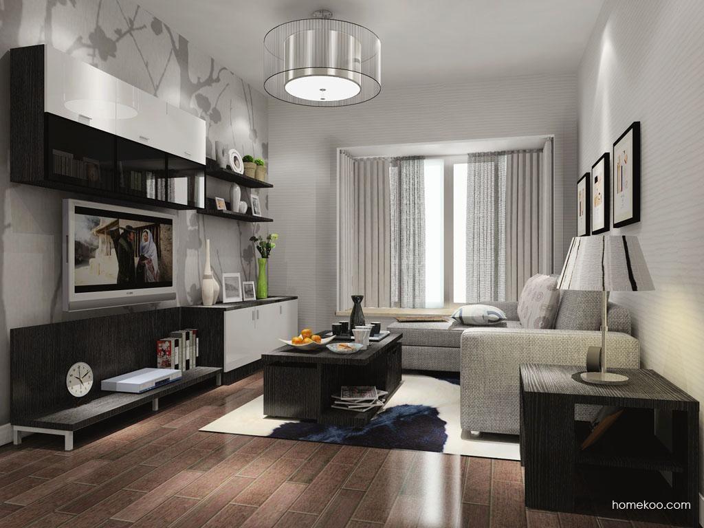 新实用主义客厅家具D9403