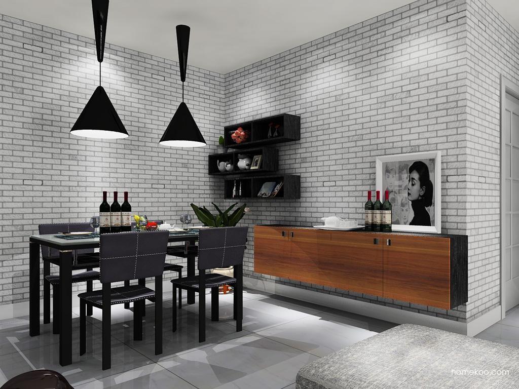 德国森林餐厅家具E9439