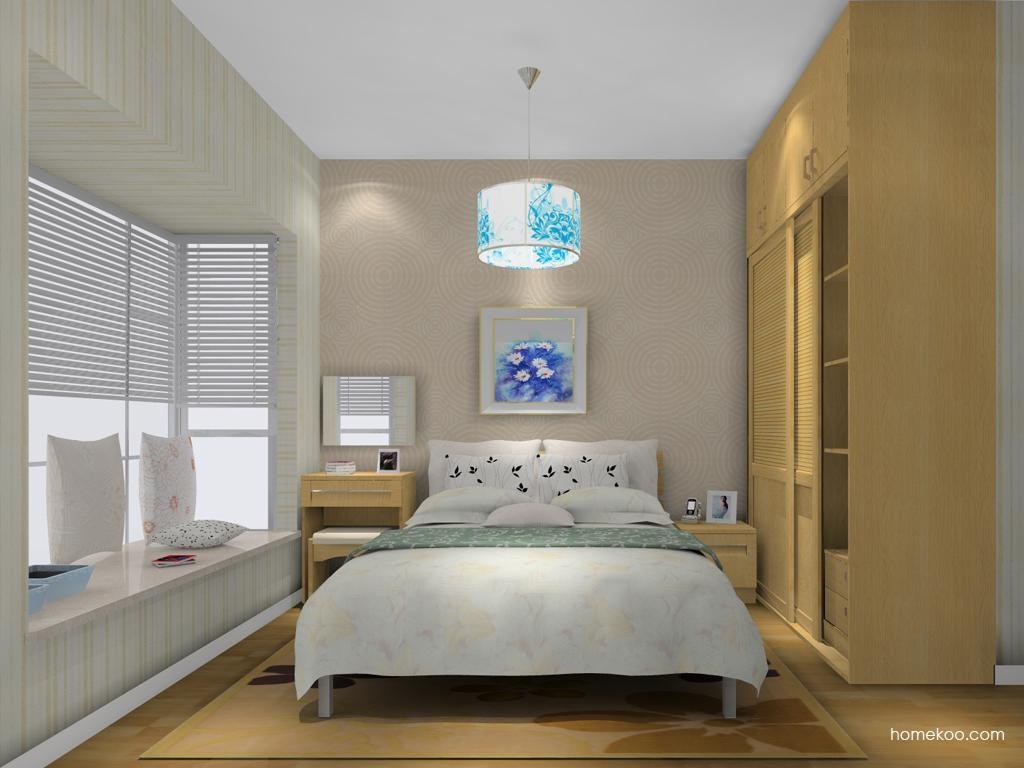 丹麦本色卧房家具A12713
