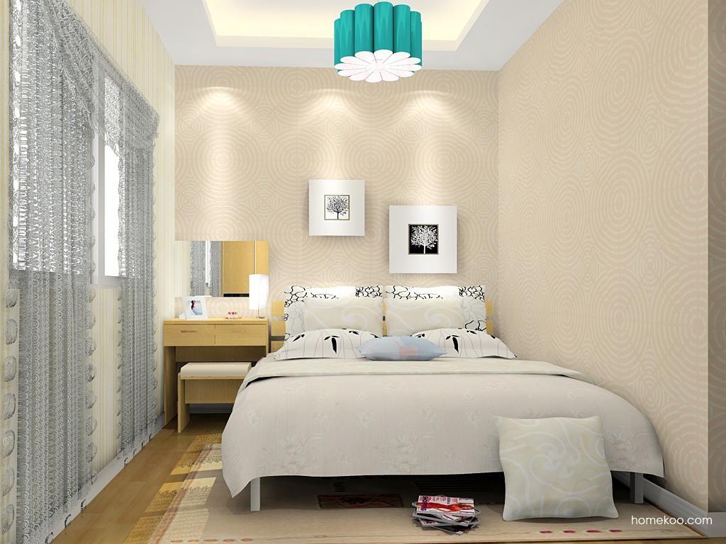 丹麦本色卧房家具A12716