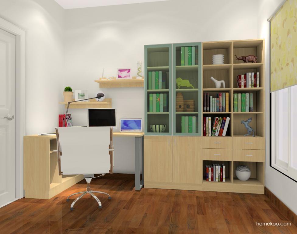 书房家具C1366