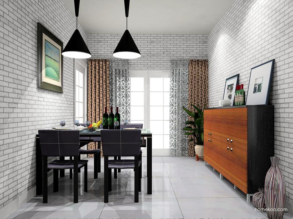 德国森林餐厅家具E9556
