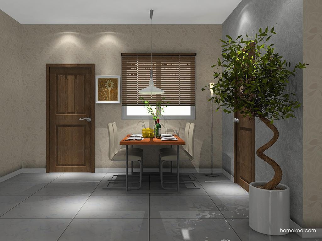 新实用主义餐厅家具E9574