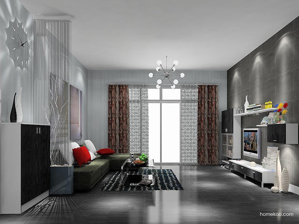 简约主义客厅家具D11402