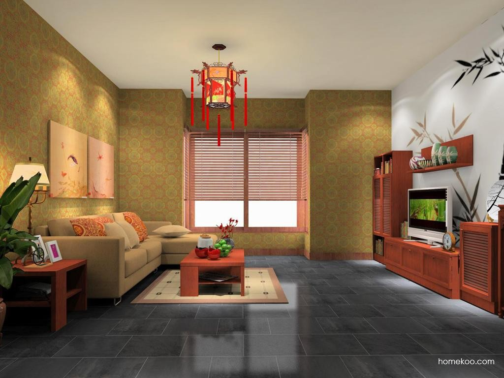 新中式主义客餐厅G11663