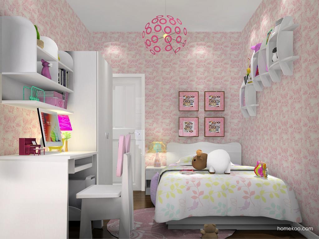 女孩的梦青少年房B11405
