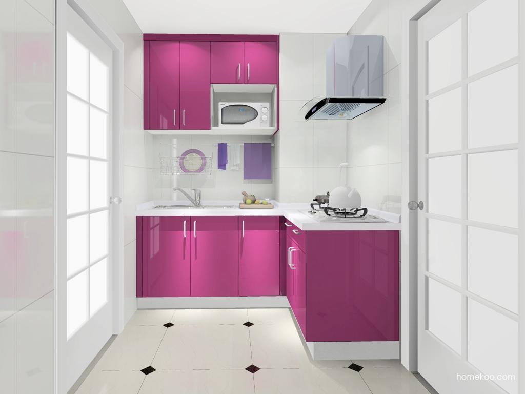 紫晶魅影橱柜F12089