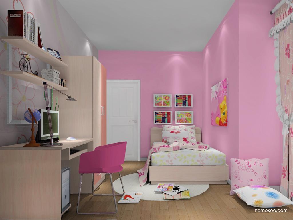 女孩的梦青少年房B11408