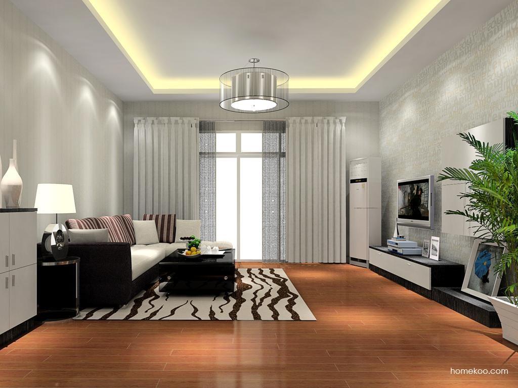 简约主义客厅家具D11498