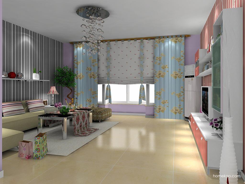 浪漫主义客厅家具D11508