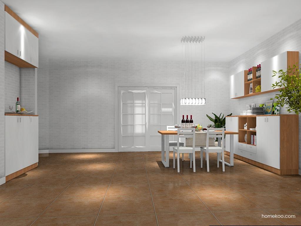 新实用主义餐厅家具E9720