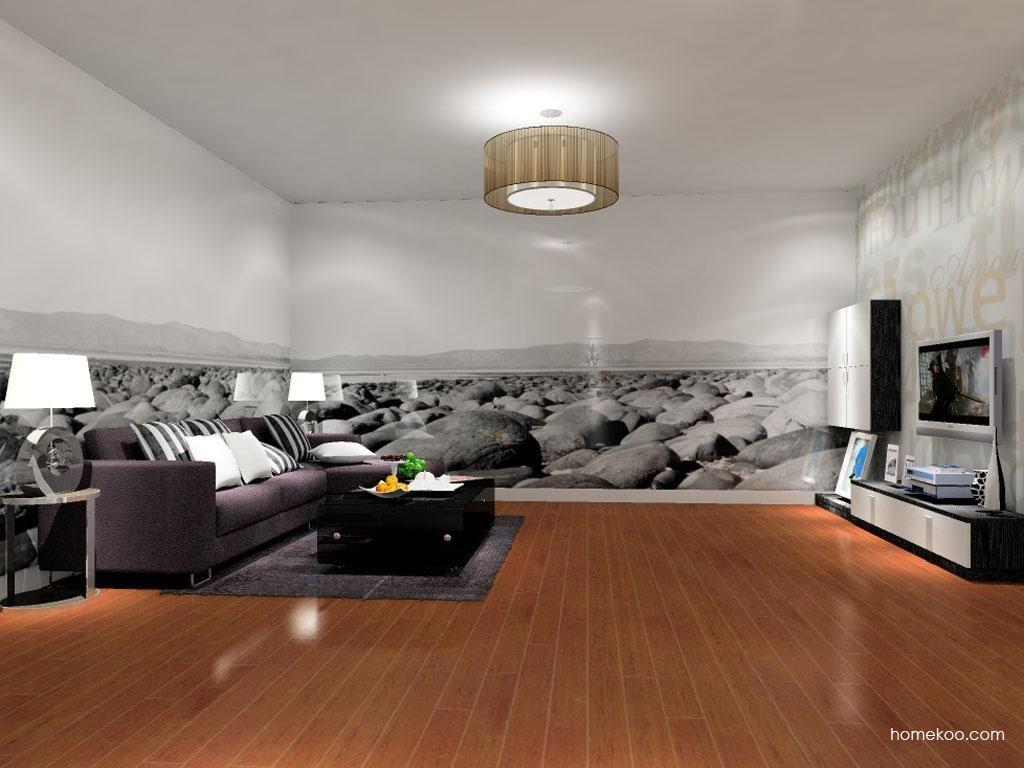 简约主义客厅家具D11556