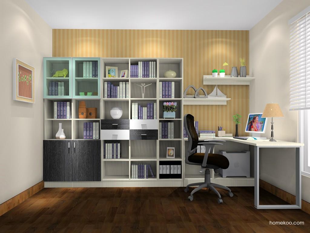 新实用主义书房家具C0316