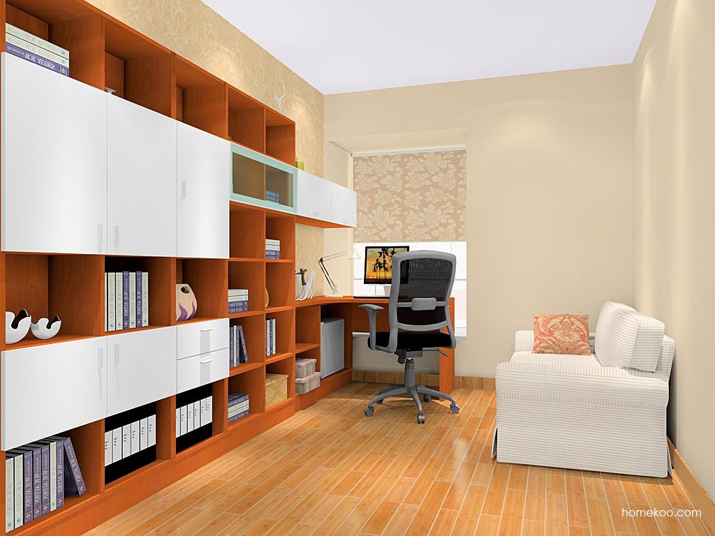 新实用主义书房家具C0370