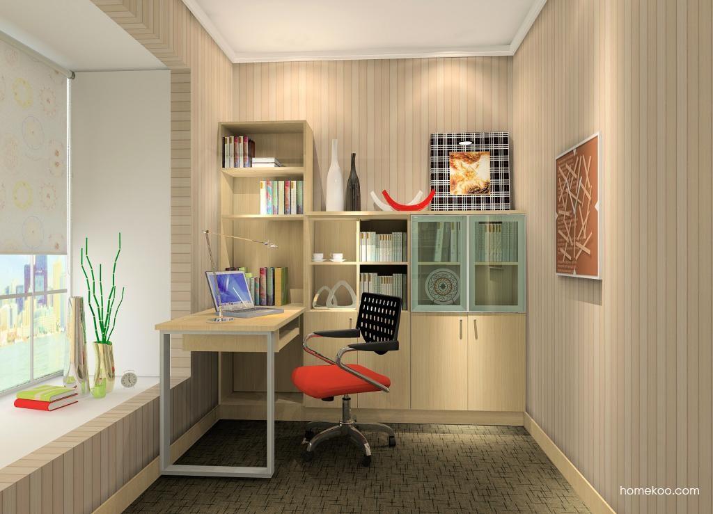书房家具C8718