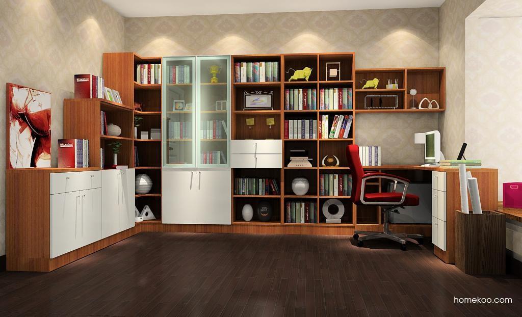 书房家具C8630