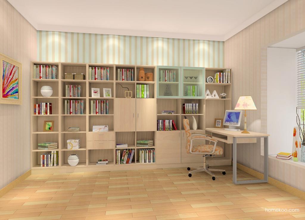 书房家具C8845