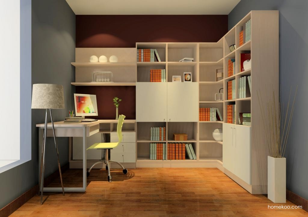 书房家具C8731