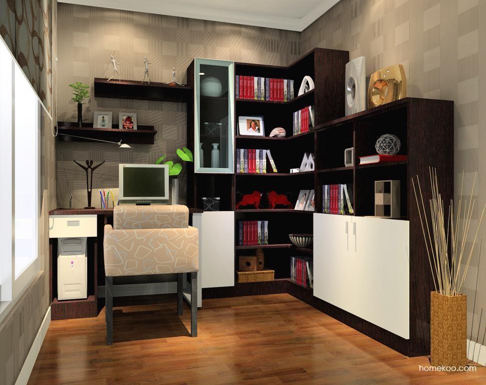 书房家具C8729
