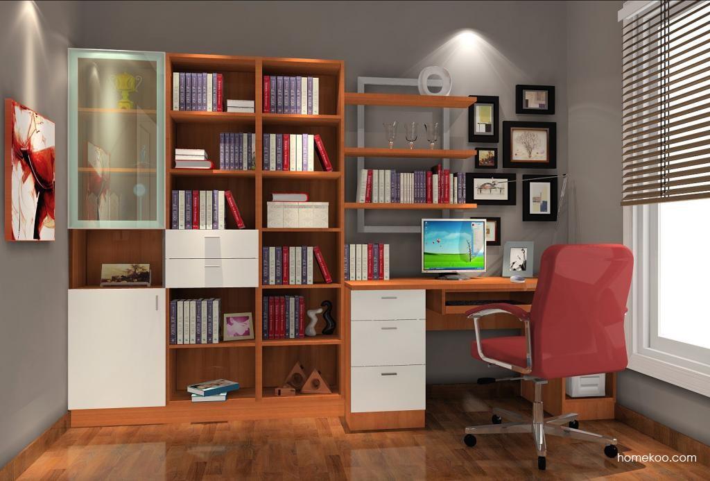 书房家具C8643