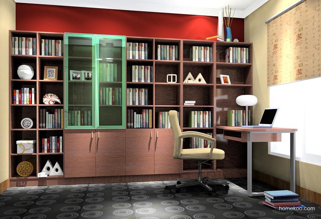 书房家具C0366